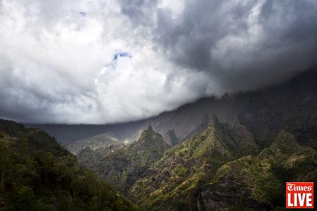 Reunion Island Cilaos